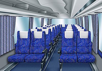 バスの座席シートに青色のデザインが多い理由 - エキサイトニュース