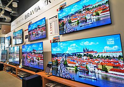 BRAVIA XR をソニーストアで触ってきたレビュー(その2)。新UI「GoogleTV」や配信サービス「BRAVIA CORE」を試してみる。「BRAVIA XR」それぞれのモデルを体感してみた雑感。 | ソニーが基本的に好き。|スマホタブレットからカメラまで情報満載