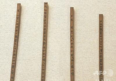 伝説の名医·扁鵲は実在した! 中国医学の起源が早まる可能性も 写真1枚 国際ニュース:AFPBB News
