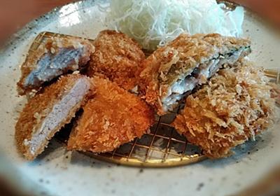 精肉店直営の旨いとんかつ屋『きんのつる』サバフライ&ヒレかつ - LIFE