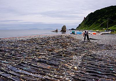 知床の昆布漁家、100年の営みに幕 番屋去る夏:朝日新聞デジタル