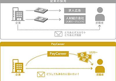 「面談するだけで3万円もらえる」 転職マッチングサービスPayCareerが成立する理由が深かった - ねとらぼ