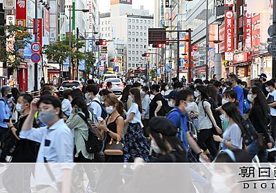 都内の感染最多「高齢者の割合低い」 局長が異例の説明 [新型コロナウイルス]:朝日新聞デジタル