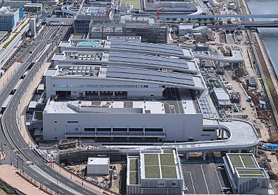 水産卸「さらば豊洲」 大田市場への入居急増  :日本経済新聞
