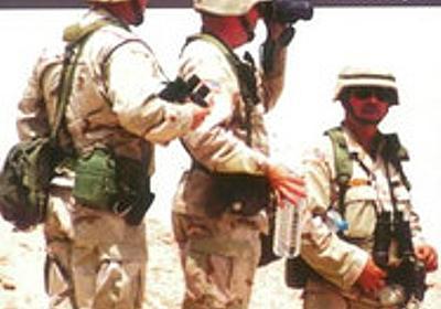 イラク無差別射撃ドライブのBGMはエルビス - 映画評論家町山智浩アメリカ日記