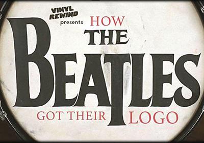 ビートルズの有名な「ロゴ」はどのようにして誕生したのか? - GIGAZINE
