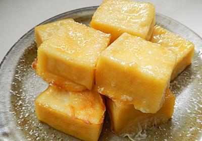 【レシピ】おいしく低糖質「高野豆腐のバターミルクケーキ」 ミルクに浸してオーブンで焼くだけ! [えん食べ]