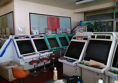 当時の姿のまま中古ビル内に放棄されていた90年代ゲーセン   Game*Spark - 国内・海外ゲーム情報サイト