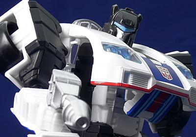 トランスフォーマー パワー・オブ・ザ・プライム PP-07 オートボット ジャズ レビュー - HI-Rのトランスフォーマーに関するブログ