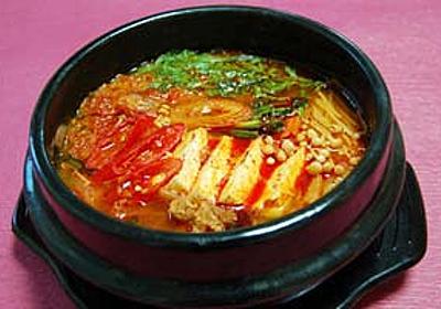 キムチチゲ(キムチ鍋)の作り方 | 韓国料理レシピ