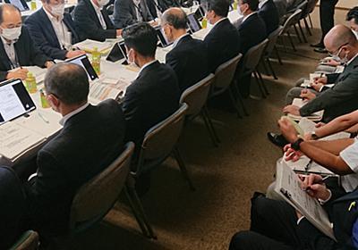 議員怒気、官僚震え…国会軽視の裏にある自民「密室」会議の実態 | 毎日新聞