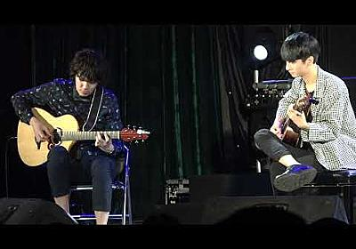 Fly Me To The Moon - Satoshi Gogo and Sungha Jung (live) - YouTube