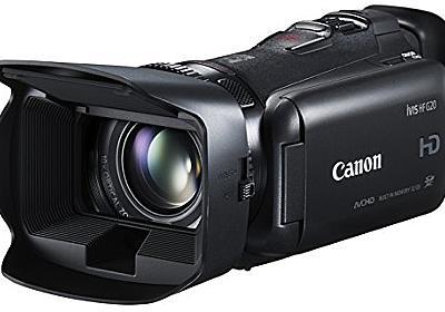 Amazon.co.jp: Canon デジタルビデオカメラ iVIS HF G20 光学10倍ズーム 内蔵32GBメモリー ブラック IVISHFG20: Photography