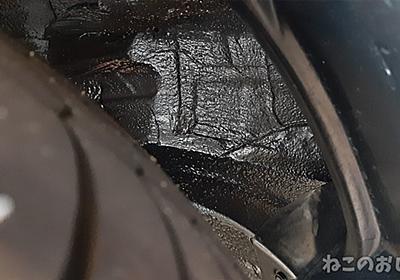 新TOYOTA86 タイヤハウス内を遮音も兼ねてラバーチッピングで黒く塗装する! byコクピットロフト長岡川崎店 - ねこのおしごと