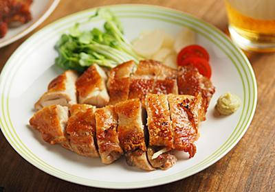 鶏もも肉を「塩辛」で焼いてみてほしい【筋肉料理人】 - メシ通   ホットペッパーグルメ