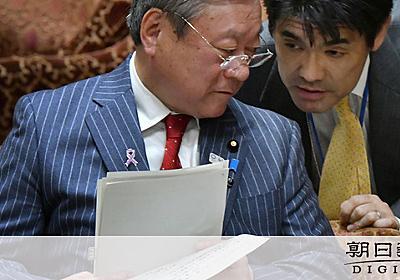 桜田五輪相、止まらぬ問題発言 党内「タイミング最悪」:朝日新聞デジタル