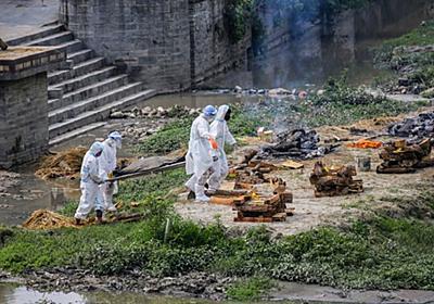 CNN.co.jp : ネパールのコロナ感染、1200%増以上 隣国インドに連動