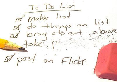 To Do listを、木っ端微塵に粉砕した日 | Books&Apps