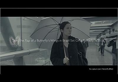 Butterfly Effect(fox capture plan) | ミュージックビデオMarks
