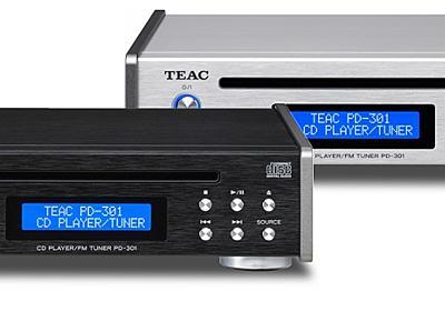 PD-301 | 製品トップ | TEAC (日本)
