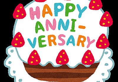 【祝☆2周年】ブログ2年目の振り返り(PV、収益など)と、今後について考えてみた - 子連れマイラー・こめっとが行く!