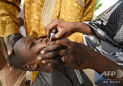 アフリカでポリオ根絶 WHOが宣言 写真4枚 国際ニュース:AFPBB News
