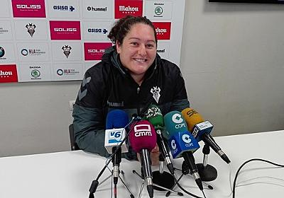 JFL鈴鹿アンリミテッドFCの新指揮官はスペイン出身の女性監督!ミラグロス・マルティネス・ドミンゲス氏の就任を発表 : ドメサカブログ