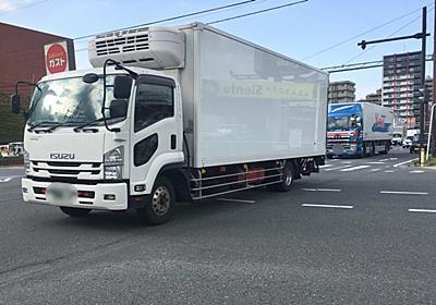 一般人にはわからない、大型トラックがノロノロ運転にならざるを得ない事情 | ハーバービジネスオンライン