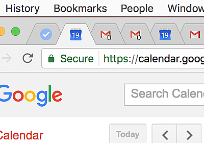 Shift / Googleアカウントを複数使っている人に便利なやつ – @sotarok's scribble