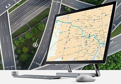 HuaweiがGoogleマップの代替としてオランダ発の地図サービス「TomTom」と契約 - GIGAZINE