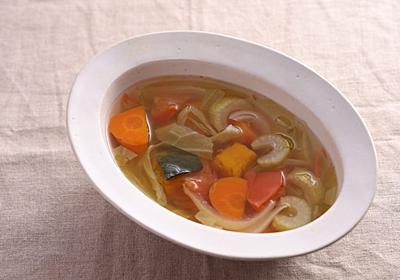 野菜は生よりスープで食べたほうがいい3つの理由|がん権威が教えるメディカルスープ (1/1)| 介護ポストセブン