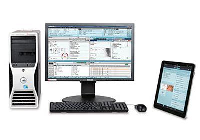 島津製作所、在宅診療もサポート可能な電子カルテシステムを発表 | マイナビニュース