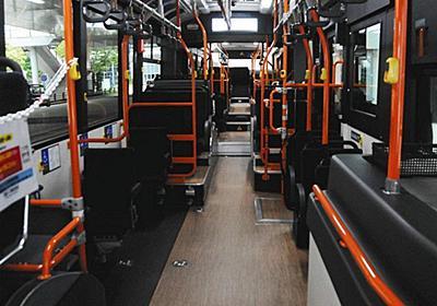 五輪無観客でガラガラ、気付けば記者1人… 113人乗れるバス「東京BRT」:東京新聞 TOKYO Web