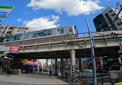 VLOG17:天満駅JRと電車