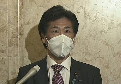 職員深夜飲食問題 厚労相謝罪 処分検討「常識では考えられず」   新型コロナウイルス   NHKニュース