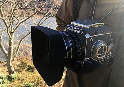 房総のS秘境と鋸南の水仙をブロニカS2とNIKKOR H 5cm f3.5で撮った - カメラが欲しい、レンズが欲しい、あれもこれも欲しい