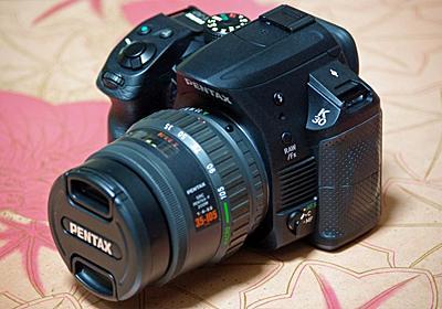 中古デジタル一眼レフカメラPENTAX K-30購入 - スネップ仙人が毒吐くよ