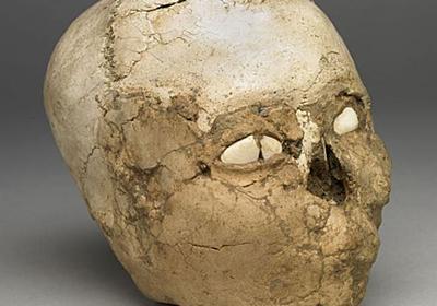 9500年前の奇妙な頭蓋骨、顔の復元に成功 | ナショナルジオグラフィック日本版サイト