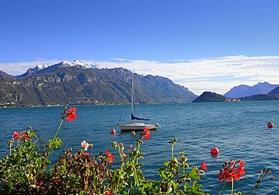 コモ湖 - Wikipedia