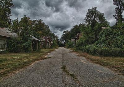世界の放棄された都市や廃墟:ハムスター速報