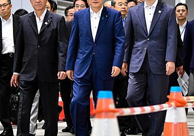 維新に菅ロス 政権とのパイプ役「君臨ありがたかったのに…」:朝日新聞デジタル