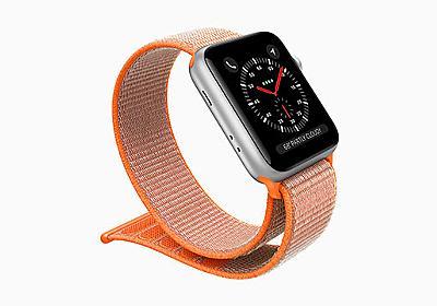 【新製品】Apple Watch用交換バンドに新モデル「スポーツループ」。Apple Watch Nike+とのセット限定カラーも