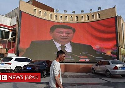 中国は「ウイグル族の拘束やめよ」  22カ国が共同書簡で非難 - BBCニュース