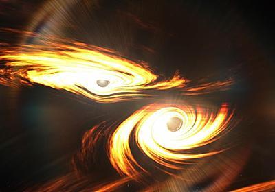 過去最大のブラックホール衝突を確認、科学者興奮 | ナショナルジオグラフィック日本版サイト