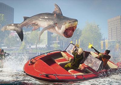 サメオープンワールドARPG『Maneater』PS5/PS4/Xbox Series X|S版国内発売決定。日本語ローカライズを一新 | AUTOMATON