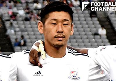 栗原勇蔵、マリノス一筋CBの誓い。大幅減俸受け入れた33歳、16年目のプロ意識   フットボールチャンネル