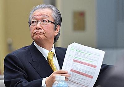 【豊洲・浜渦元副知事証人喚問詳報(2)】東京ガスのメモ「土壌Xデー」は土壌汚染発表で土地が値下がりする日ではない! 自民都議が指摘(1/5ページ) - 産経ニュース