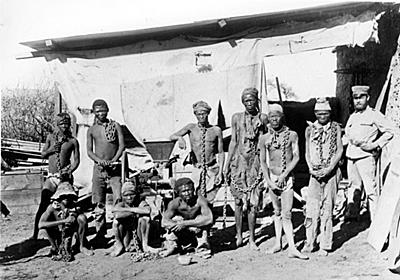 ドイツ、植民地ナミビアでの「ジェノサイド」初めて認める 写真3枚 国際ニュース:AFPBB News