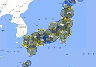 全国の文化財を地図で一覧 奈文研がウェブ公開スタート:朝日新聞デジタル