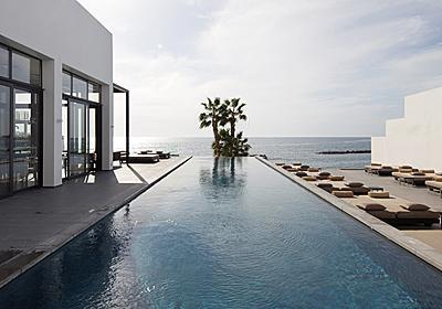 地中海キプロスの白亜ホテル『アルミラ・パフォス(Almyra, Paphos)』 - SPGホテルズファン